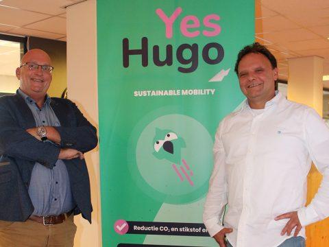 Samenwerking Yeshugo en Taxi Brainport