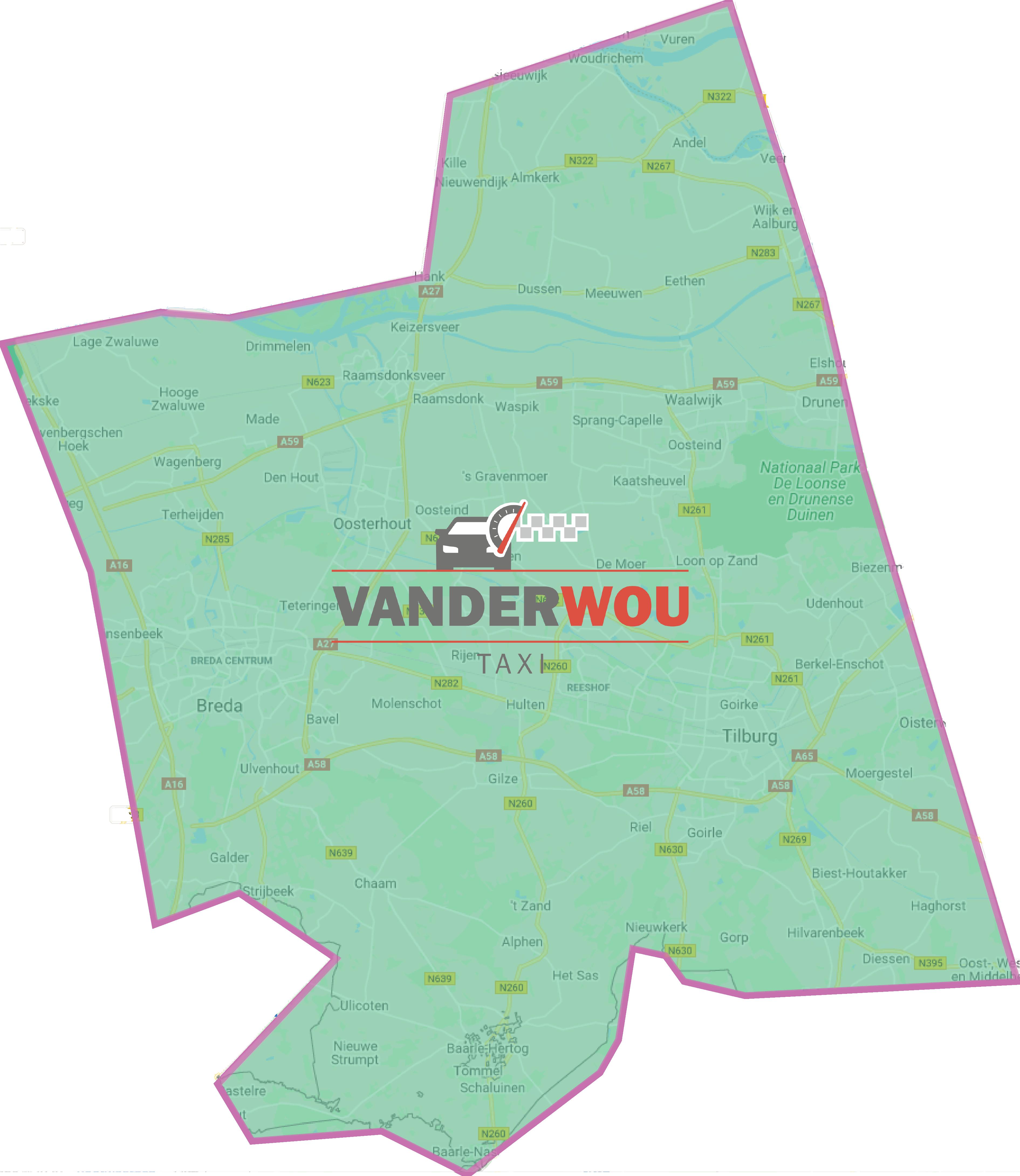 VanDerWou_kaart