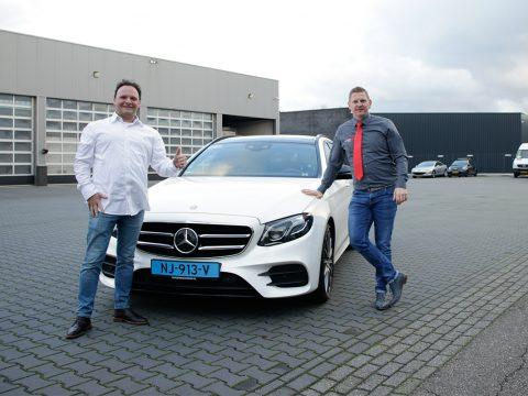 Samenwerking Yeshugo en Taxibedrijf van der Wou