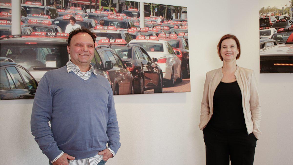 Samenwerking Yeshugo en Taxicentrale Amsterdam
