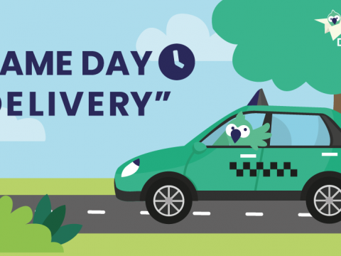 YesHugo Delivery Same Day Delivery Auto