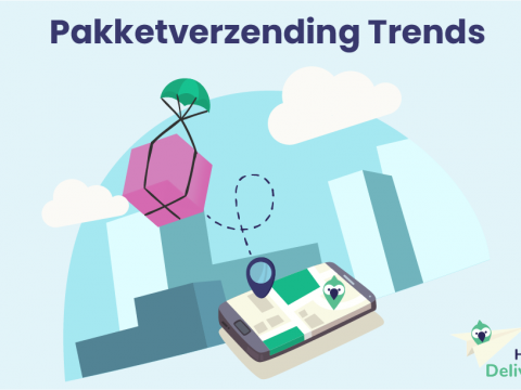pakketverzending trends
